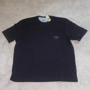 *NEW* Tommy Bahama Black T-shirt - XL